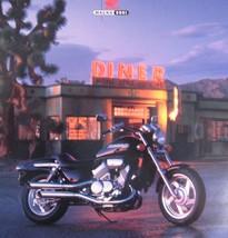 2001 Honda Magna VF750 Motorcycle Brochure  Xlnt - $11.76