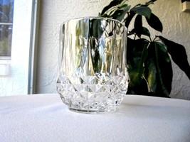 Cristal D'Arques Longchamp Clear Crystal Rocks Glass - $15.83