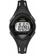 Timex Women's TW5M10300GP Sport Ironman Digital Sleek 30-Lap Black Watch - $39.59