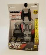 Benchmark TWISTOR 8V Cordless Multi Pivot Driver Screwdriver w Battery N... - $47.02