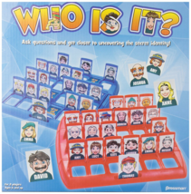 Who Is It? Pressman Board Game Children & Family Game - $23.33