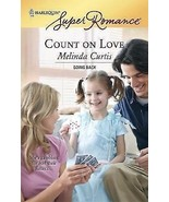 Count on Love (Going Back) By Melinda Curtis - $4.35