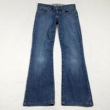 Gap Womens 1969 Curvy Jeans Size 00 Boot Cut Medium Wash FF2 - $14.83