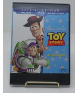 Toy Story (Blu-ray/DVD, 2010, 2-Disc Set, Special Edition) Upgraded to S... - $13.85