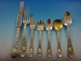 Renaissance by Dominick and Haff Sterling Silver Flatware Set Service 71 Pieces - $8,500.00