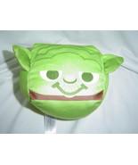 Star Wars Yoda 4x 4x 4 3D Ultra Stretch Mini Cloud Cube Travel Pillow - £7.89 GBP