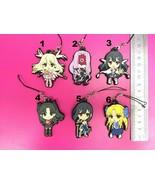 Fate kaleid liner Stay Night FGO Keychain Keyring Anime Rubber Strap Charm Gift - €3,30 EUR - €4,23 EUR