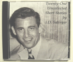Catcher in the Rye Snowglobe 25 Uncollected Short Stories by J.D. Salinger OOP image 2