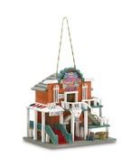 BIRDHOUSES: Jackpot City Lucky Casino Bird House - $21.89
