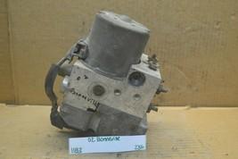 01-05 Pontiac Bonneville ABS Pump Control OEM 25732254 Module 236-11B3 - $44.99
