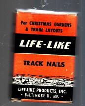 HO Trains - Life-Like Track Nails - $3.95