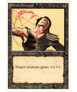 Magic: The Gathering 3rd Edition - Unholy Strength - $1.29