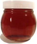 MAXIM Raw Honey 1.5 lb. in Decorative Glass Gift Jar From the Rocky Moun... - $19.95