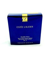 Estee Lauder Double Wear Makeup 5C1 Rich Chestnut Powder Foundation SPF 10 - $24.74