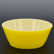 "Fire-King 5"" Stacking Bowl Yellow"