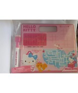 Sanrio Hello Kitty Two Sided Dry Erase Activity Board and Marker - $5.63