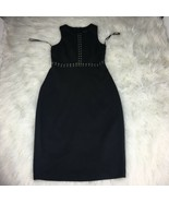 Jessica Simpson Women's Black Sheath Dress Size 4 - $24.73