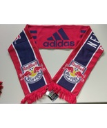 Adidas MLS Soccer Scarf Acrylic New York Red Bulls MLS Team League - $15.00