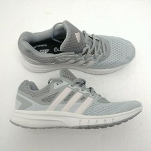 Adidas Galaxy 2 W Running Shoes Gray White AF5568 Womens Size 8.5 Athlet... - $37.36
