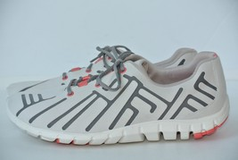 Rockport Womens Sz 8 M Gray Textile Light Weight Athletic Running Shoes ... - $37.61