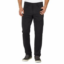 Weatherproof Men's The Expedition Performance Stretch Pants, BLACK, 32 X 32 - $14.84