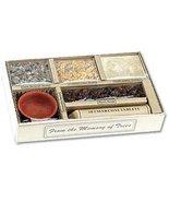 Auroshikha Resin Incense Gift Set - $25.95