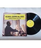 C.MARIA GIULINI Beethoven Symphony No.3 Eroica LP DGG 2531 123 vg+ - $12.86