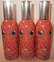 3 sprays Bath & Body Works Room Spray 1.5 oz  red parrot label  Farmstan... - $39.99