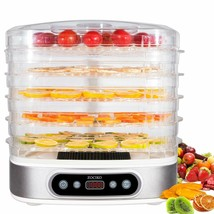Zociko Dehydrator Of Food Dehydrator Of Fruits And Vegetables 500W - $201.61