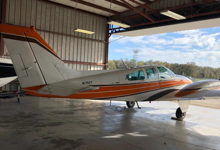 1964 BEECHCRAFT B55 BARON For Sale In Ocala, FL 34474