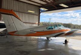 1964 BEECHCRAFT B55 BARON For Sale In Ocala, FL 34474 image 1