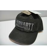Carhartt Mens Force Sweatband Headwear Hat Adjustable Color Dark Gray - $25.20