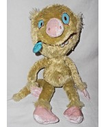 Yottoy Leonardo Terrible Monster Mo Willems Plush Stuffed Animal Puppet ... - $29.68