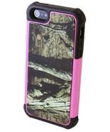 Fuse iPhone 5/5s Hard Shell Case - Mossy Oak Break-Up Infinity Camo & Pi... - $17.74