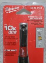 Milwaukee 48255150 Switchblade Selfeed Bit 2 Nine Sixteenth Inches image 2