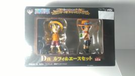 One Piece  Banpresto  Luffy & Ace  Malinford  Special  Edition  3in  Fig... - $17.82