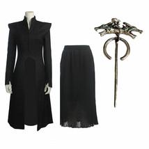 Daenerys Targaryen Mother of Dragons Cosplay Costume Game of Thrones Sea... - $83.44