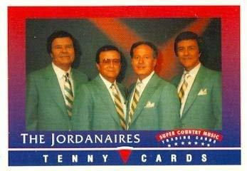 Primary image for The Jordanaires trading Card (Super Country Music) 1992 Tenny