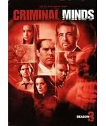 CRIMINAL MINDS: COMPLETE THIRD SEASON [DVD] - $5.45