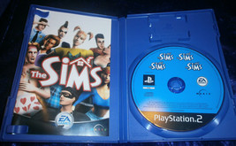 The Sims 2003 Electronic Arts Playstation 2 Life Simulation Game - $16.69