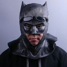 Justice League Batman Cosplay Tactical Mask The Dark Knight Adult Mask image 7