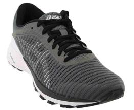 Asics DynaFlyte 2 Size US 8 M (D) EU 41.5 Men's Running Shoes Gray Black T7D0N