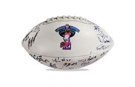 2015 Ole Miss Rebels team signed football w/Certificate autographed (37) - $203.94