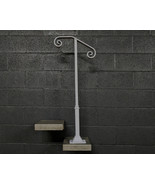 Handrail | Single Post  | 1 or 2 Step Railing | Railing | Metal Handrail... - $140.00