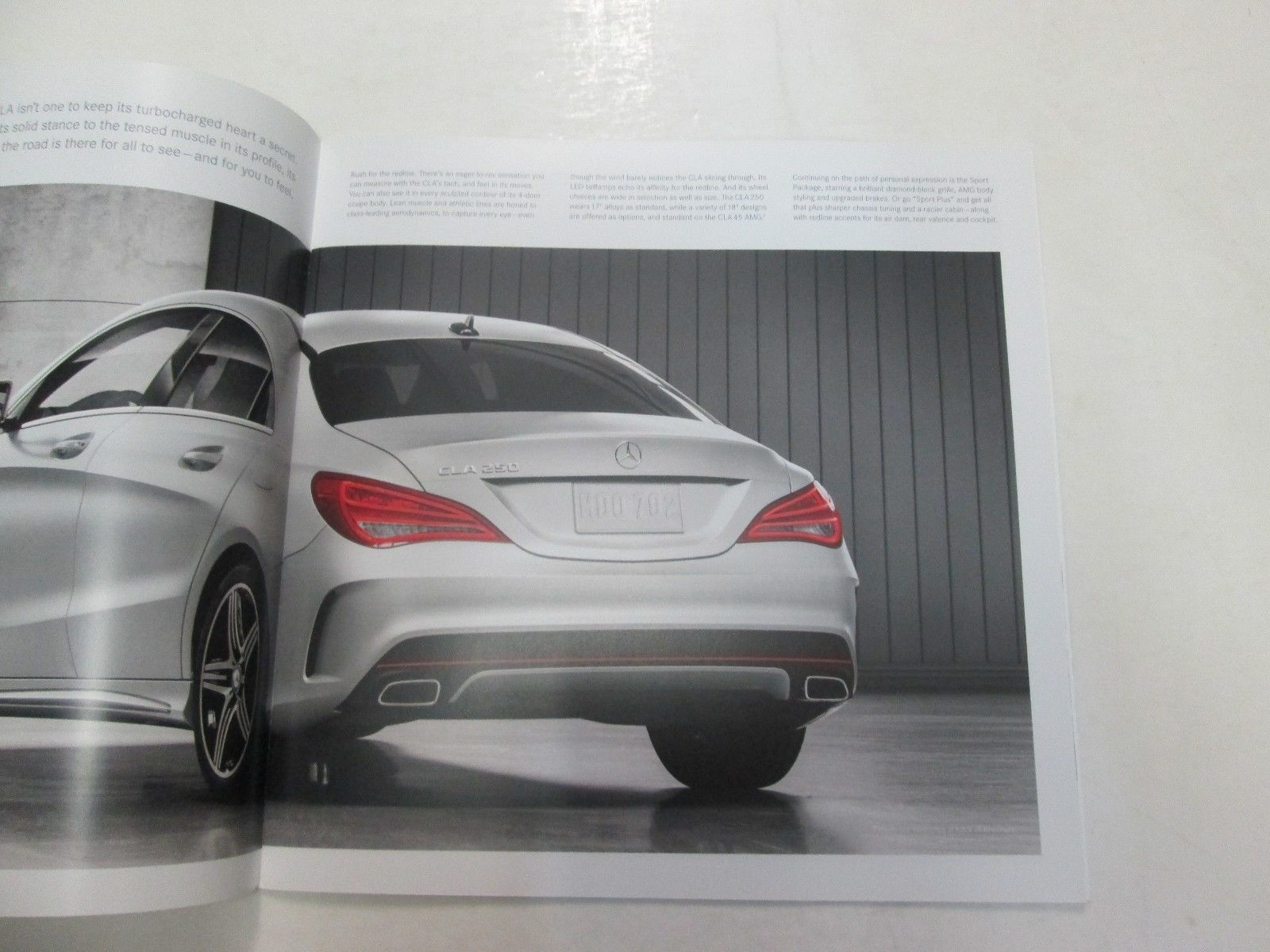 2015 Mercedes Benz SL-Class Sales Brochure Manual FACTORY OEM  DEALERSHIP