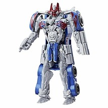Transformers: The Last Knight -- Knight Armor Turbo Changer Optimus Prime - $37.52