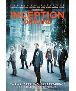 Inception dvd leonardo dicaprio joseph gordon levitt ellen page tom berenger  1  thumbtall
