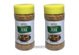 Pack Of 2 Grace Jamaican Dried Jerk Seasoning Savor The Flavor Of the Ca... - $15.83