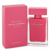 Narciso Rodriguez Fleur Musc by Narciso Rodriguez Eau De Parfum Spray 1.... - $68.83