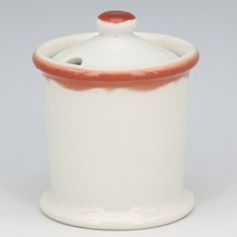 Vintage Restaurant Mayer China Mustard Condiment Jam Jar image 1
